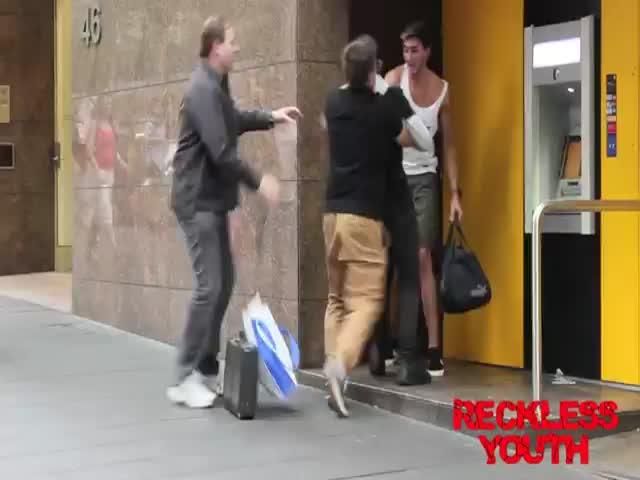 Stupid Pranks Lead to Bad Endings  (VIDEO)