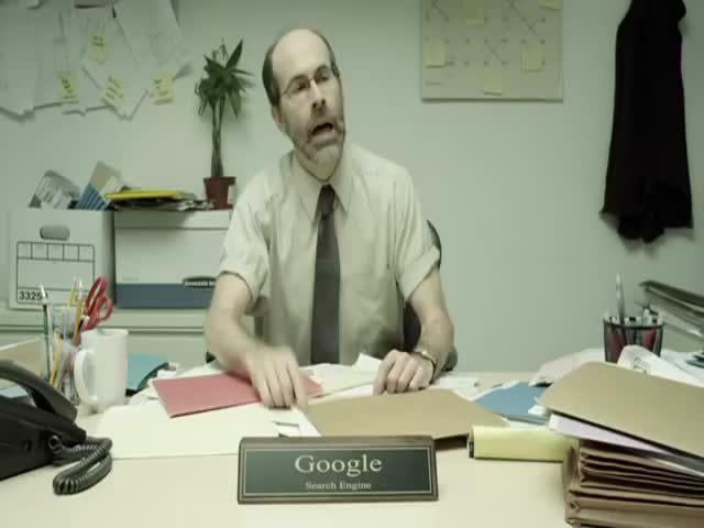 If Google Was a Guy... - Part 2  (VIDEO)