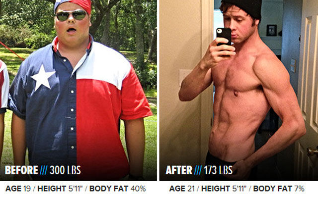 Amazing Examples of Total Body Transformations