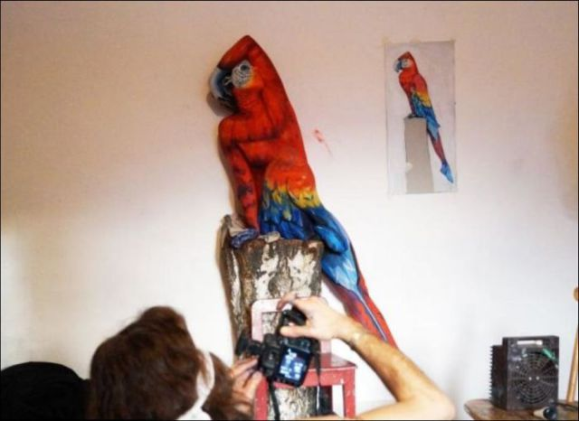Body Art That Is Extraordinarily Awesome