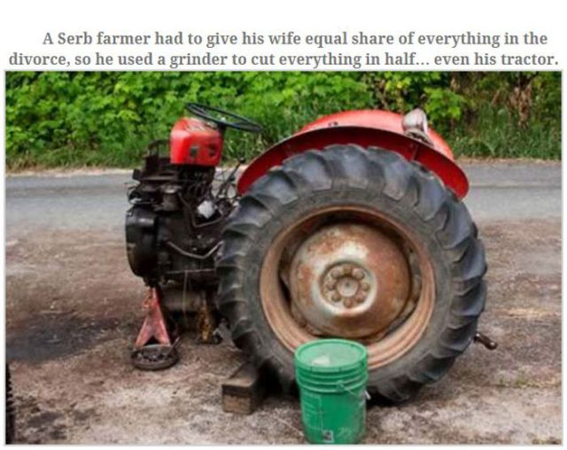 Classic Examples of Perfect Post-Divorce Revenge