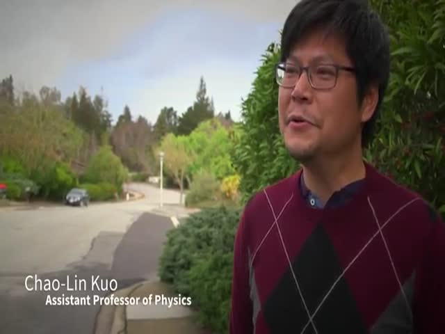 Physics Professor's Reaction to the News That His 30-Year-Old Theory Is Proven Correct