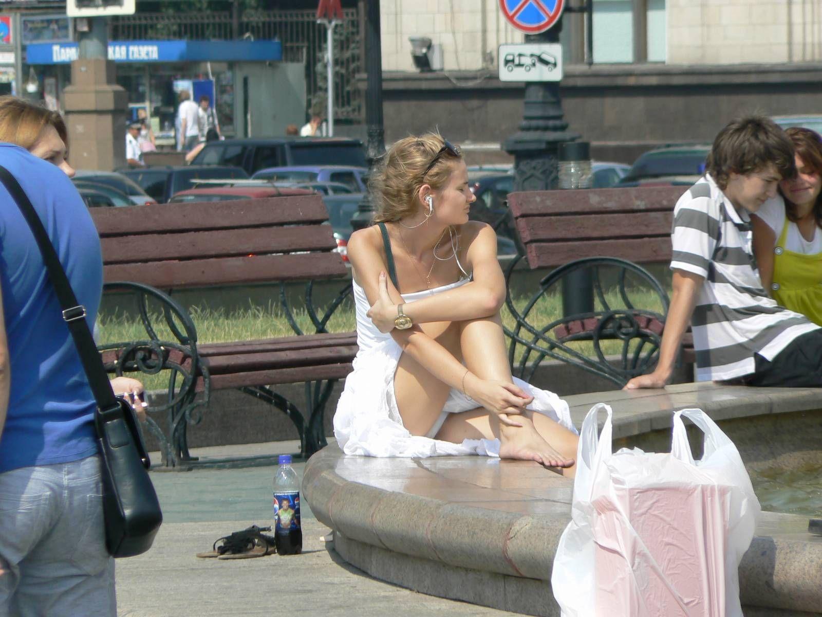 Секс женщин на улице 8 фотография