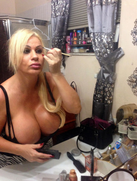 The Woman Who Wants the Biggest Boobs in the World