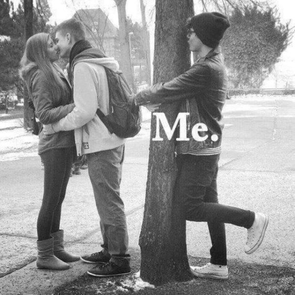 Don't Mind Me…I'm Forever Alone