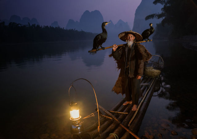 Stunning Images Taken from the 2014 Sony World Photography Awards