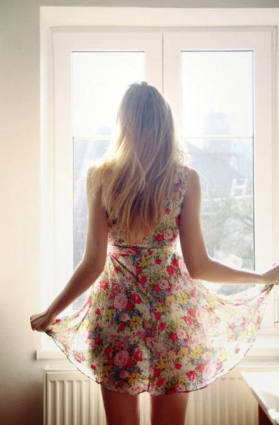 Sexy Girls in Sundresses for Spring