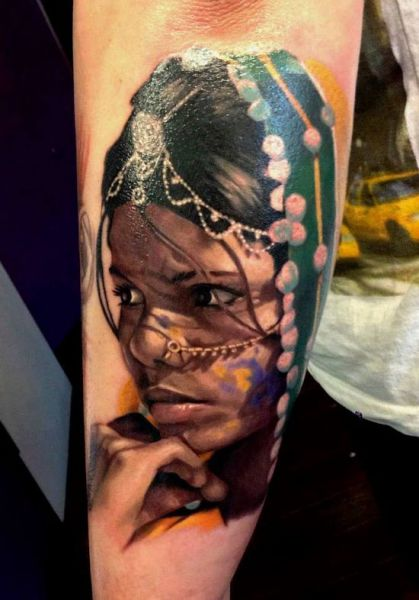 Tattoo Lovers Will Dig These Pics