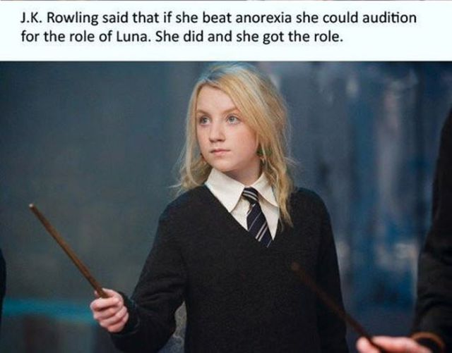 A Harry Potter Fan Who Earned a Starring Role in the Film
