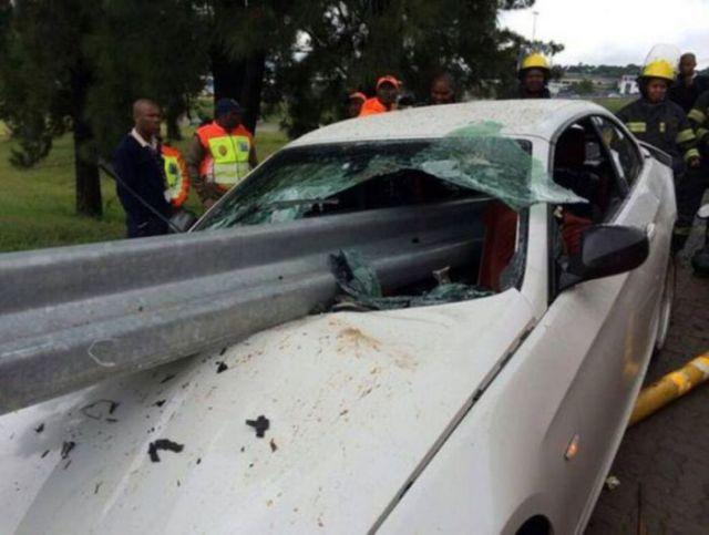 A Shocking Car Crash Where Everyone Survived