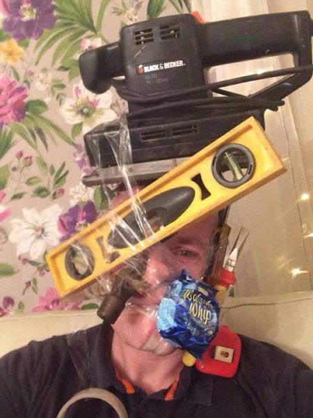 Selfies Just Got Even More Strange