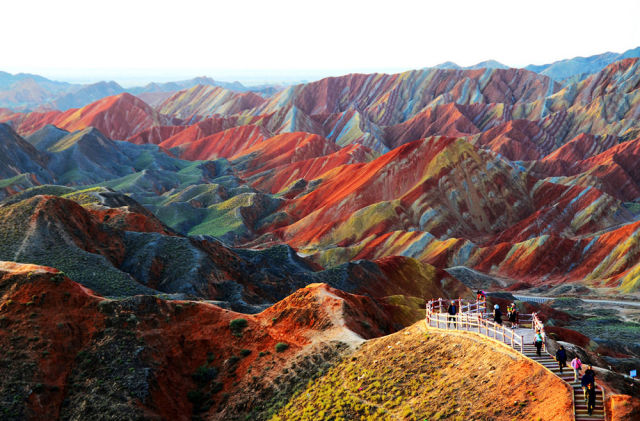 The Top Picturesque Places on Planet Earth