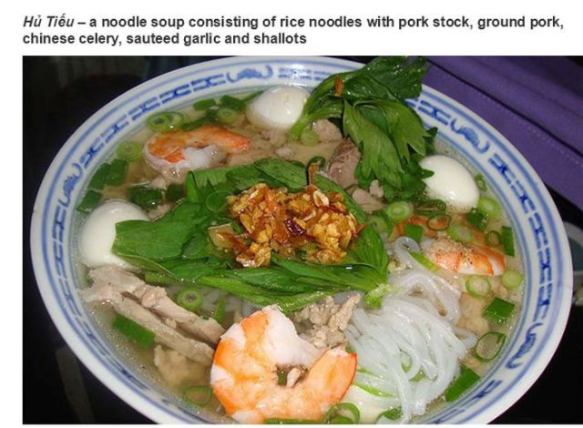 Traditional Vietnamese Food Looks Delicious in Pics