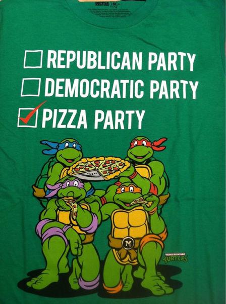 Pizza Makes the World Go Around