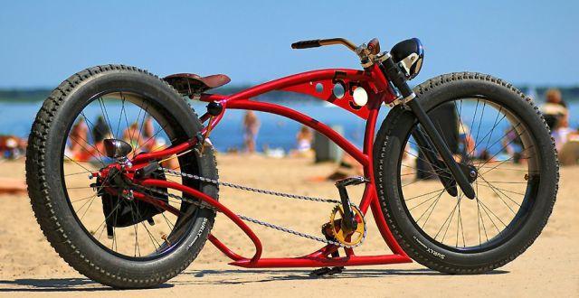 Interesantes y originales dise os de bicicletas for Disenos para bicicletas