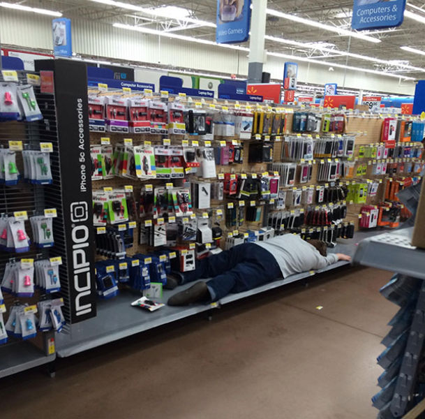 It's Walmart…Enough Said!
