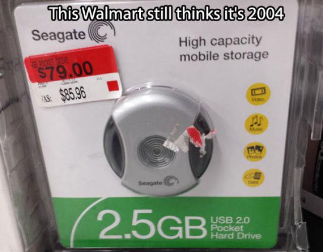 It's Walmart…Enough Said!