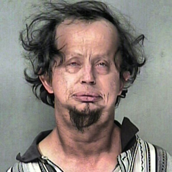 Thirty Most Memorable Mug Shots And Most Shocking: Mugshots That Are Too Terrifying For Words (38 Pics