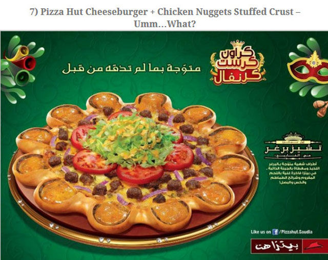 Fancy Fast Food Feasts That Are Total Mashups