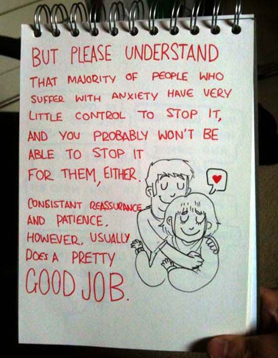 An Illustrated Guide to Understanding Anxiety