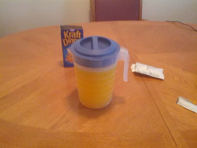April Fool's Day Orange Juice Prank That Is Truly Excellent