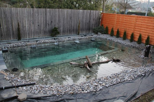 A Back Yard Pool Idea That's Pure Brilliance