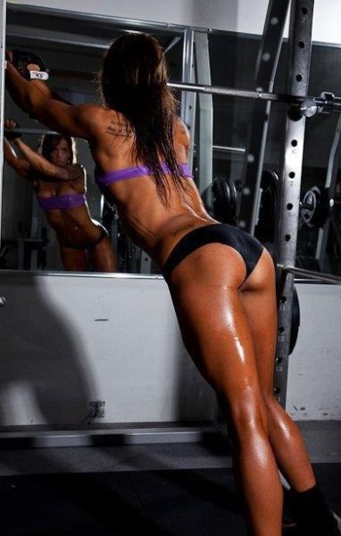 Fit and Fabulous Girls of Fitness