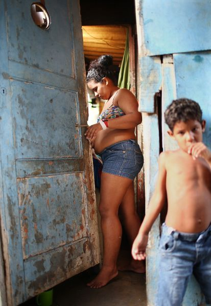 Inside the Rio Slums
