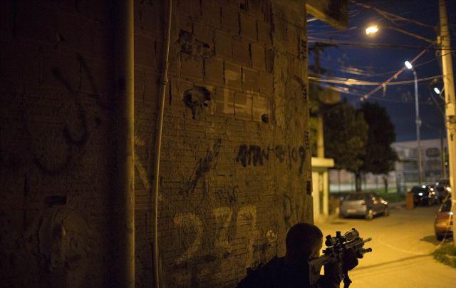 Inside the Rio Slums