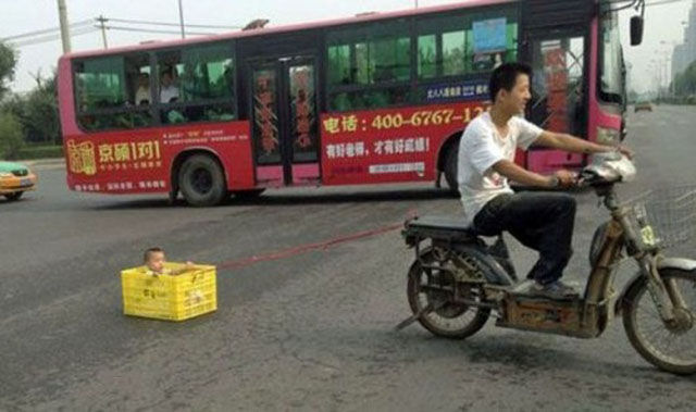 Things You Will Only See in Asia