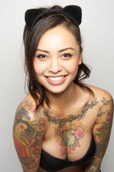 Tattooed Beauties That Make Ink Look Sexy