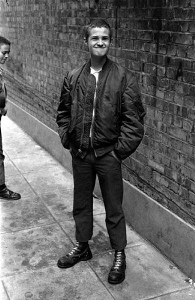 Vintage Pics of 1970's and 1980's London Youth