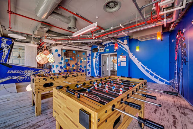 Working in the Google Offices Is Like Heaven on Earth