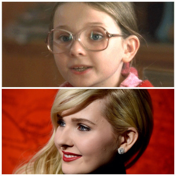 From Geeky to Gorgeous in Just a Few Years