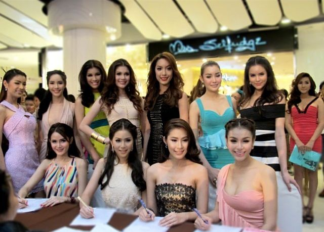 Thailand's Beauty Pageant with a Twist