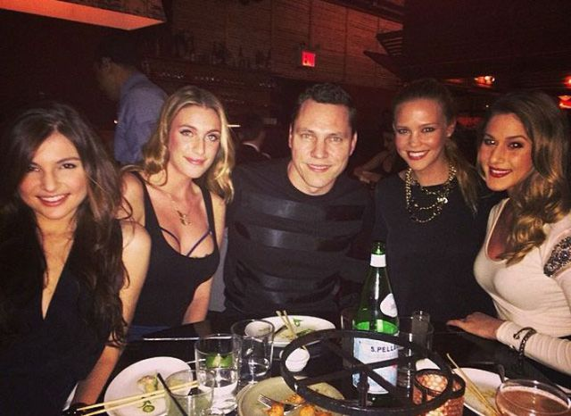 Tiesto Is Living Large and In Charge