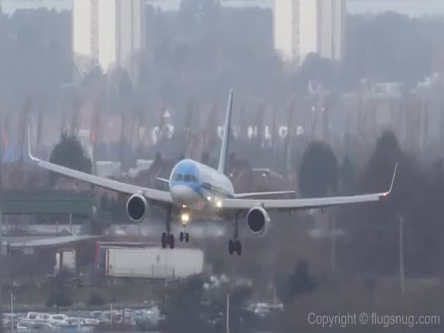 Takeoffs and Landings in High Crosswinds  (VIDEO)