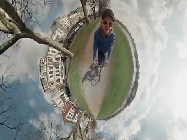 Trippy 360° Spherical Panorama