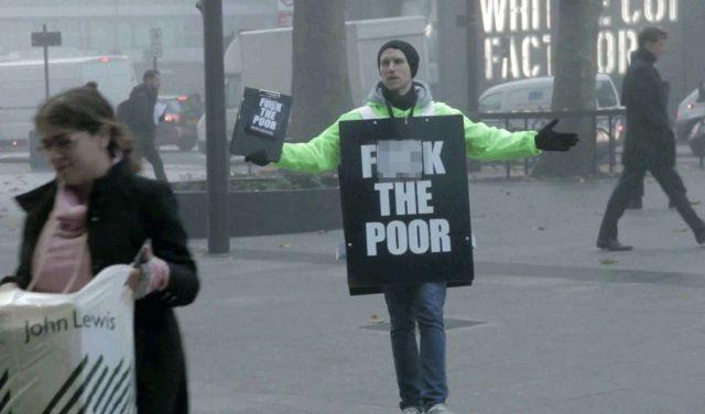 F*ck the Poor!