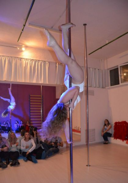 Pole Dancing Girls are Both Fit and Sexy