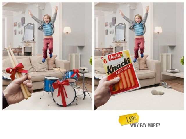 Print Ads That Are Brilliant Quirky and Creative