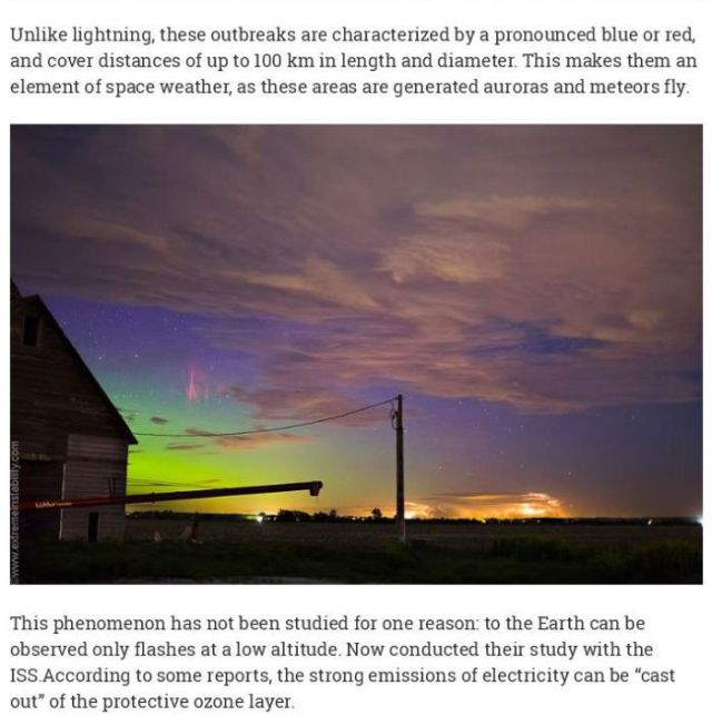 Uncommon and Really Cool Natural Weather Phenomena