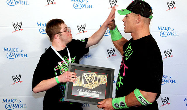 John Cena Has a Heart of Gold