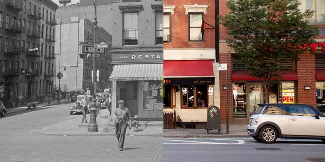 A Picture Comparison of New York City Past and Present