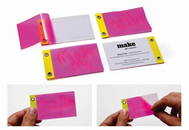 Innovative Business Cards That Are Crazy Cool