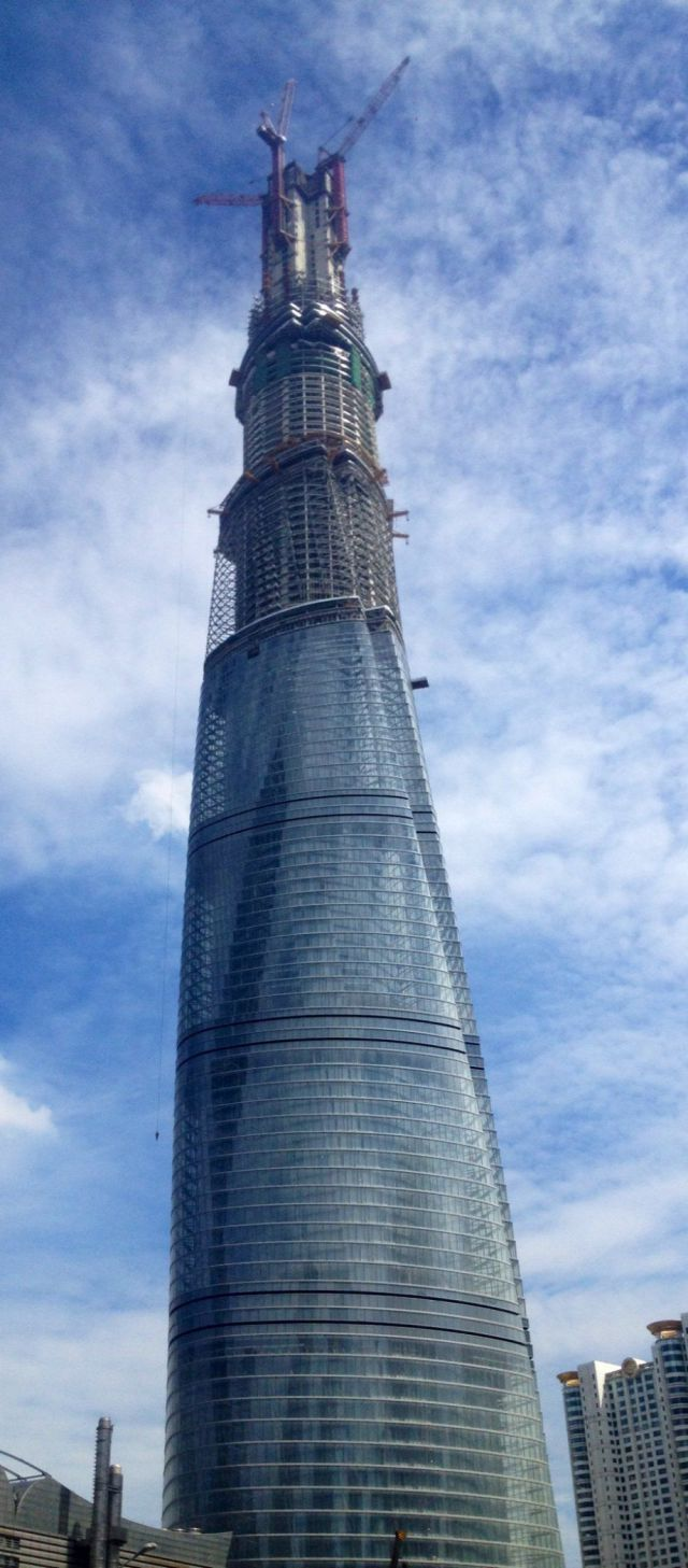 The World's Highest Buildings