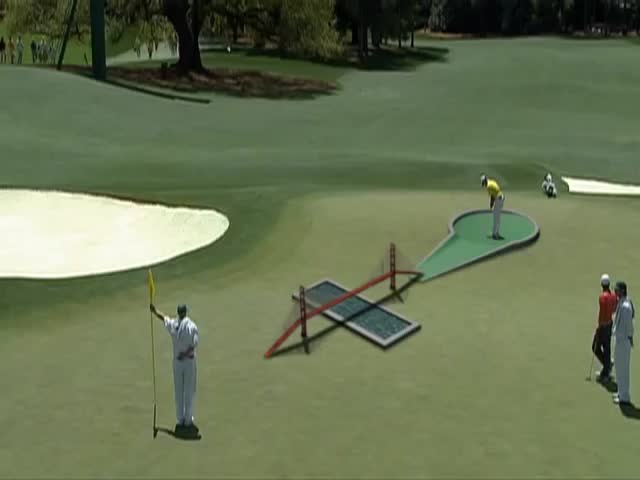 The Mini Golf Masters Are Much More Fun Than the Masters  (VIDEO)