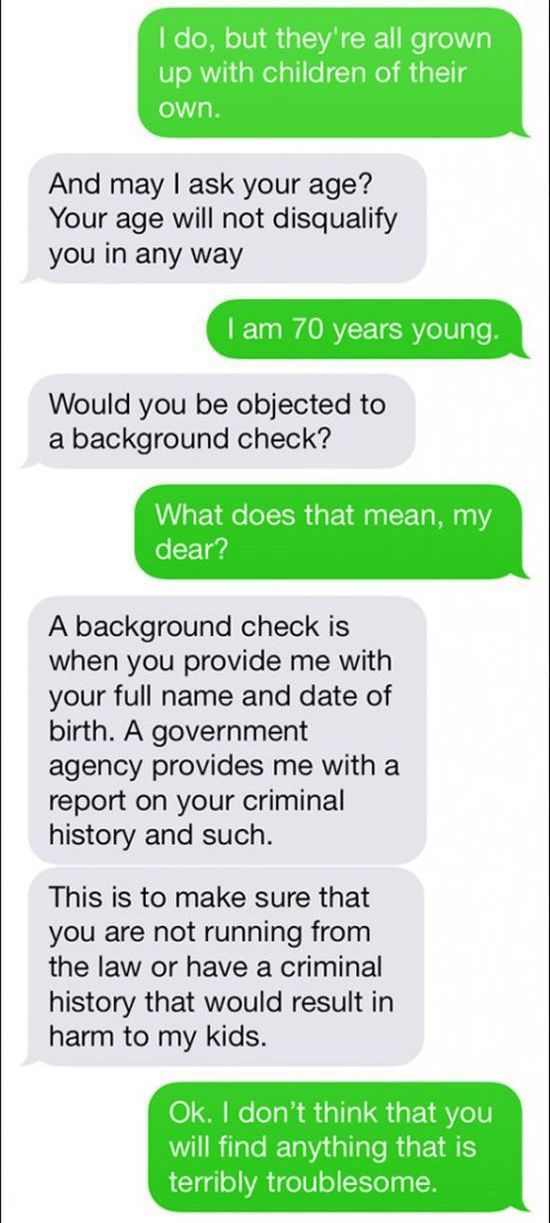 A Text Message Prank That Is Brilliantly Funny