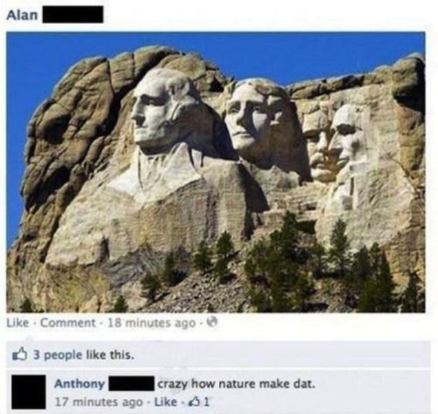 Facebook Fails That Will Make You Realize How Dumb People Can Be