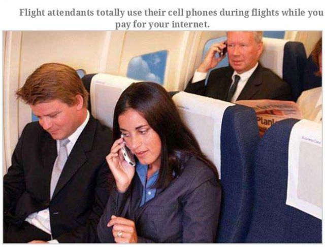 Things That Airlines Won't Tell You
